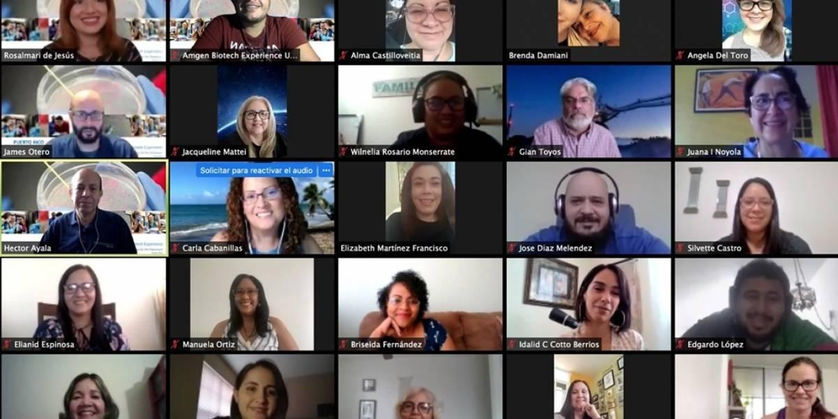 Reconocen labor de maestros de ciencia en Puerto Rico