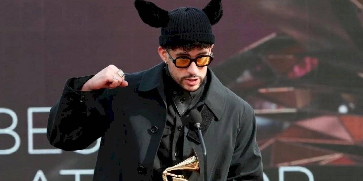 """Bad Bunny triunfa con """"YHLQMDLG"""" en los Grammy 2021"""