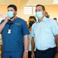 Pedro Pierluisi asegura que se han administrado más de un millón de vacunas contra el COVID-19