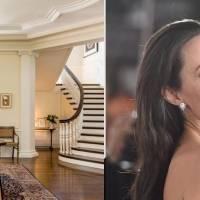 Fotografías de la increíble mansión que Angelina Jolie comparte con sus hijos