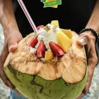 El monumental coco açai