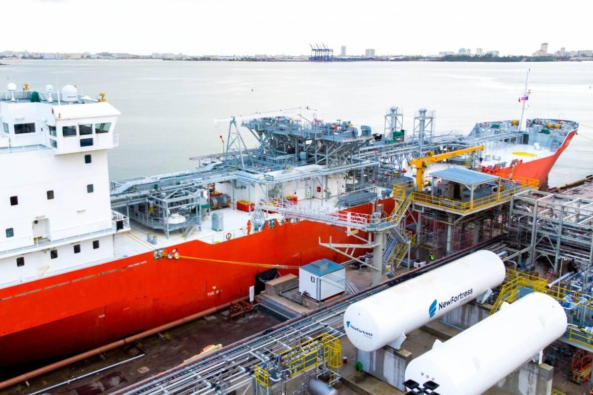 Terminal de Gas Natural en el Puerto de San Juan se construyó sin autorización