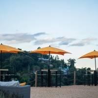 Diez lugares con mesas para comer al aire libre