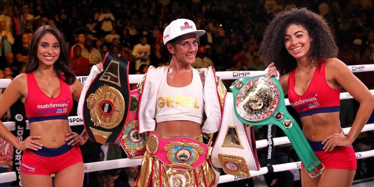 Amanda Serrano enfrentará a la campeona mundial mexicana Yamileth Mercado