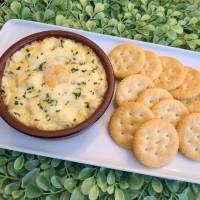 Receta: Dip de camarones al estilo de Michelle Flores