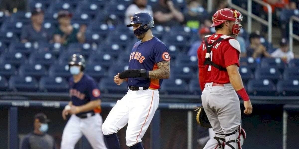 Carlos Correa rechaza oferta de los Astros y se prepara a abandonar Houston