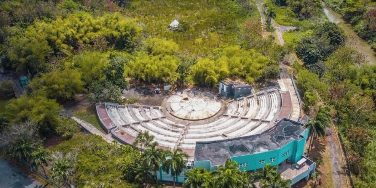 """Pronto llenarán el Anfiteatro de """"música y de ritmo"""" y celebrarán graduaciones"""