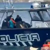 Arrestan a manifestante que participaba en bloqueo en Culebra