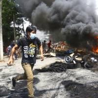 Protestas en Myanmar tras una jornada con más de 100 muertos