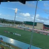 El Huracán Azul empata con Trinidad y Tobago