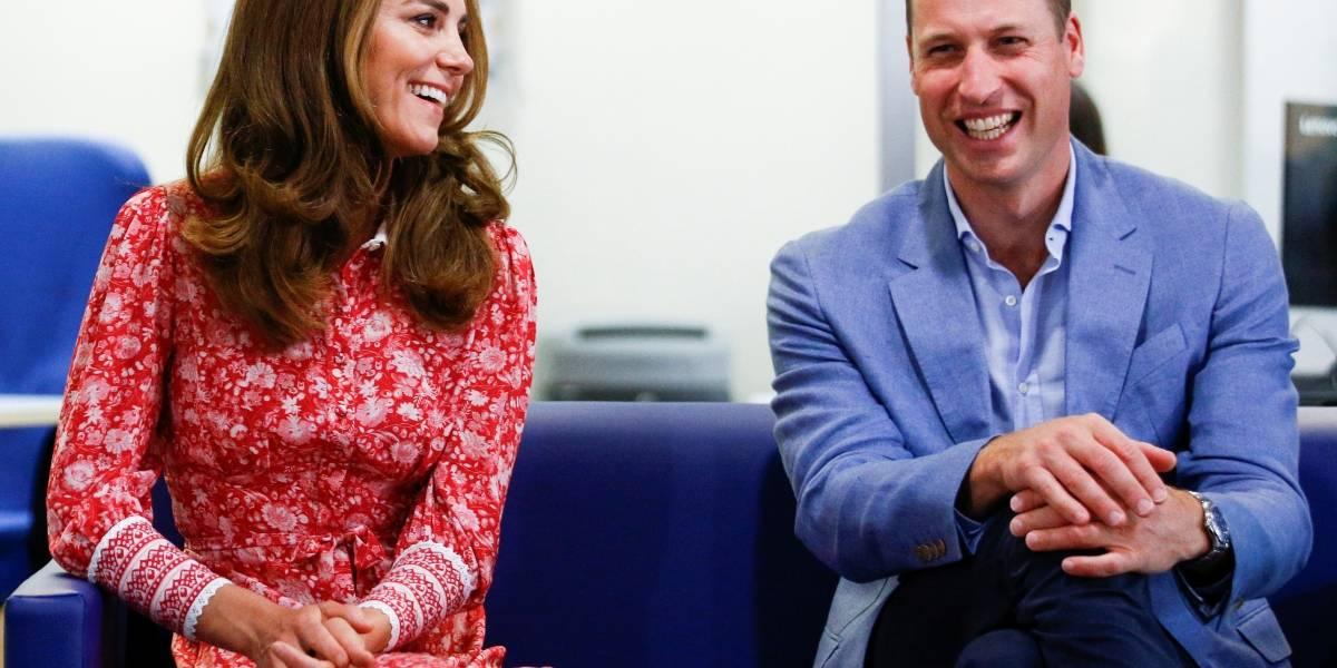"""Príncipe William fue declarado como el """"hombre calvo más sexy del mundo"""""""
