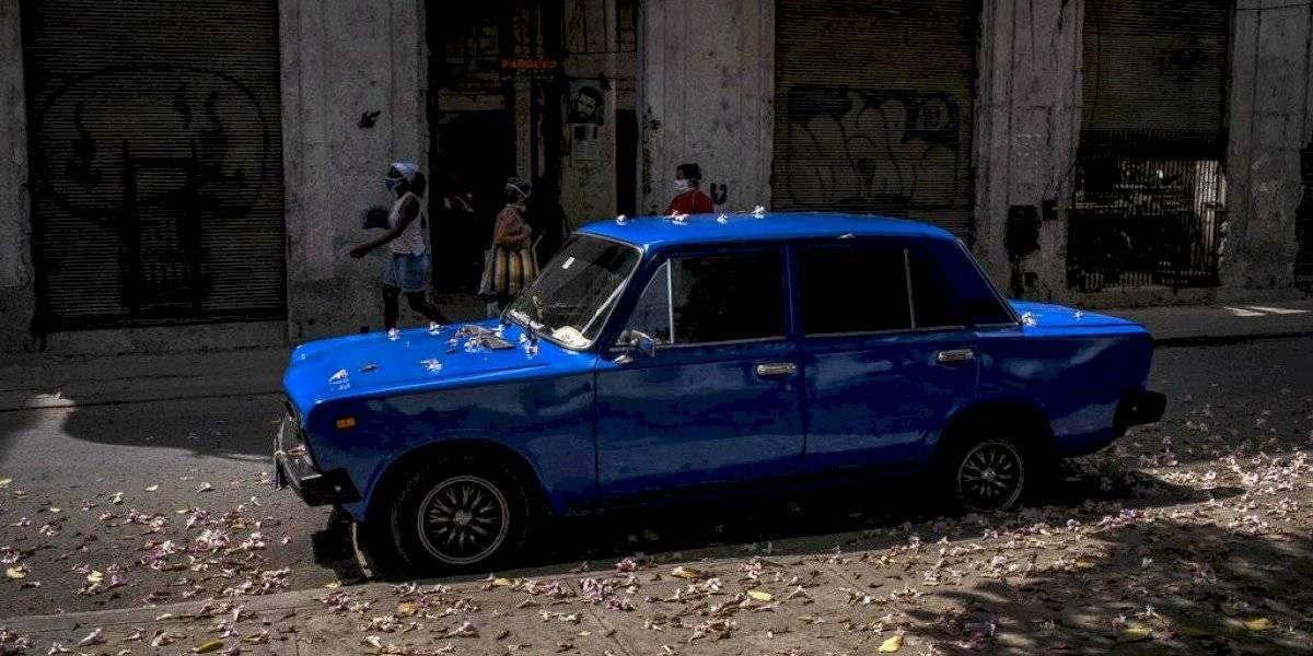 Viejos Lada en Cuba, un legado soviético que desata pasiones