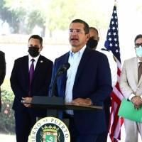 Gobernador anuncia comienzo de subasta para hospital de Vieques
