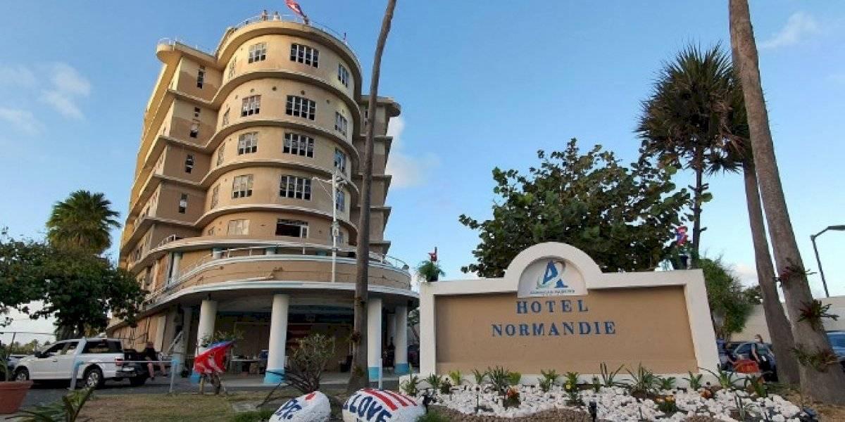 JSF establece que demoler el hotel Normadie va en contra el plan fiscal