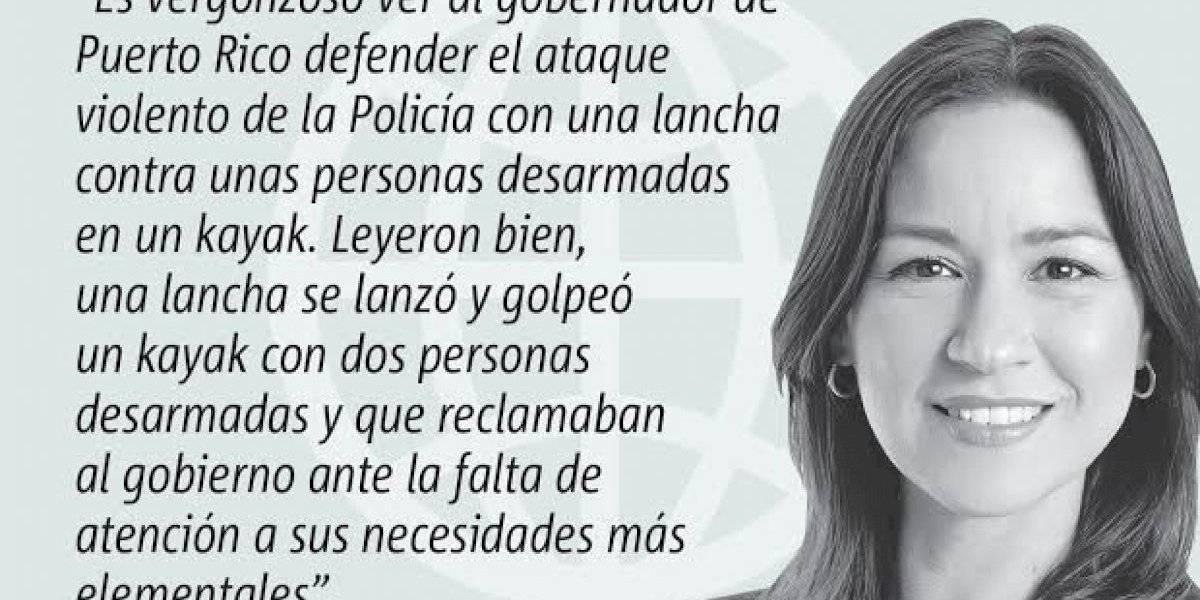 Opinión de Rosa Seguí: Las gotas que colman la copa