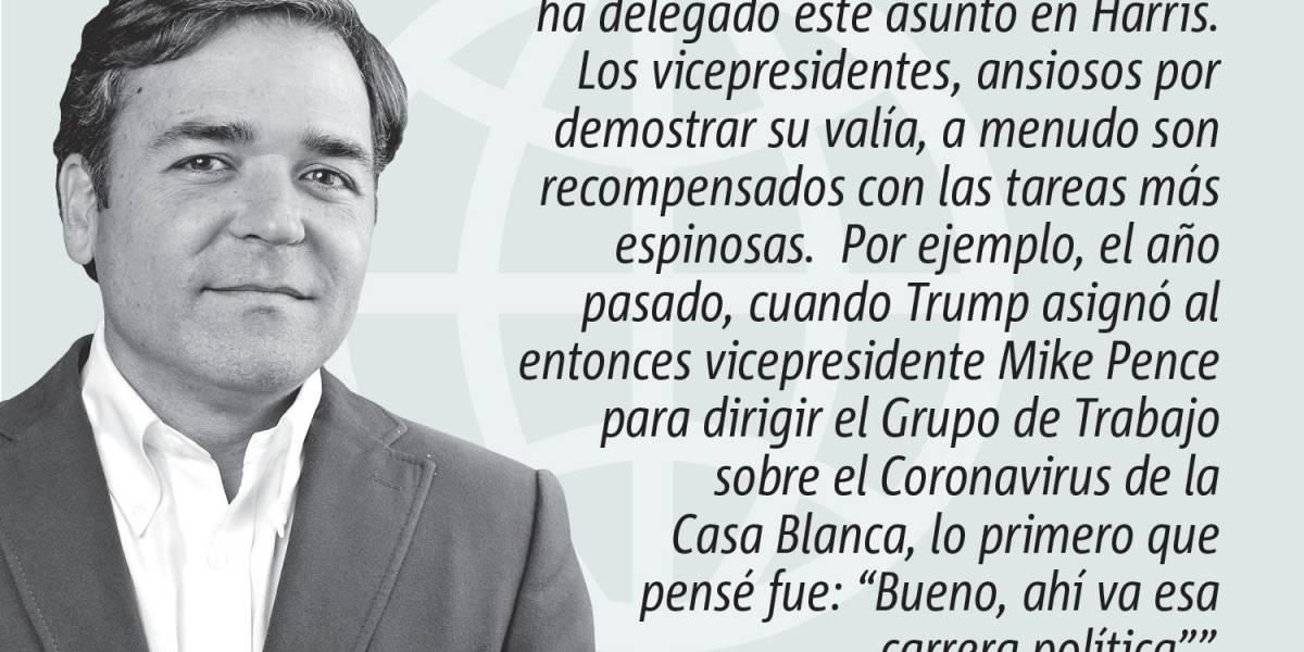 Opinión de Alejandro Figueroa: Biden, Harris y la crisis de inmigración