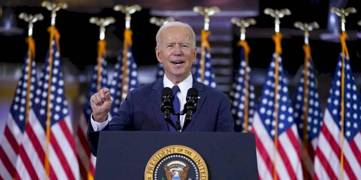 Biden expresa apoyo a cese del fuego entre Israel y el grupo Hamas