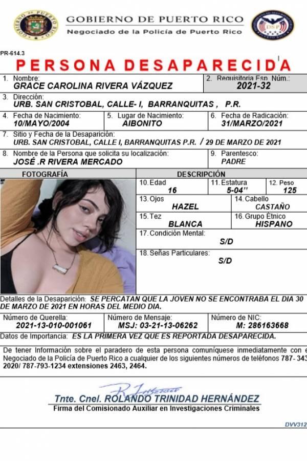 Grace Carolina Rivera Vázquez