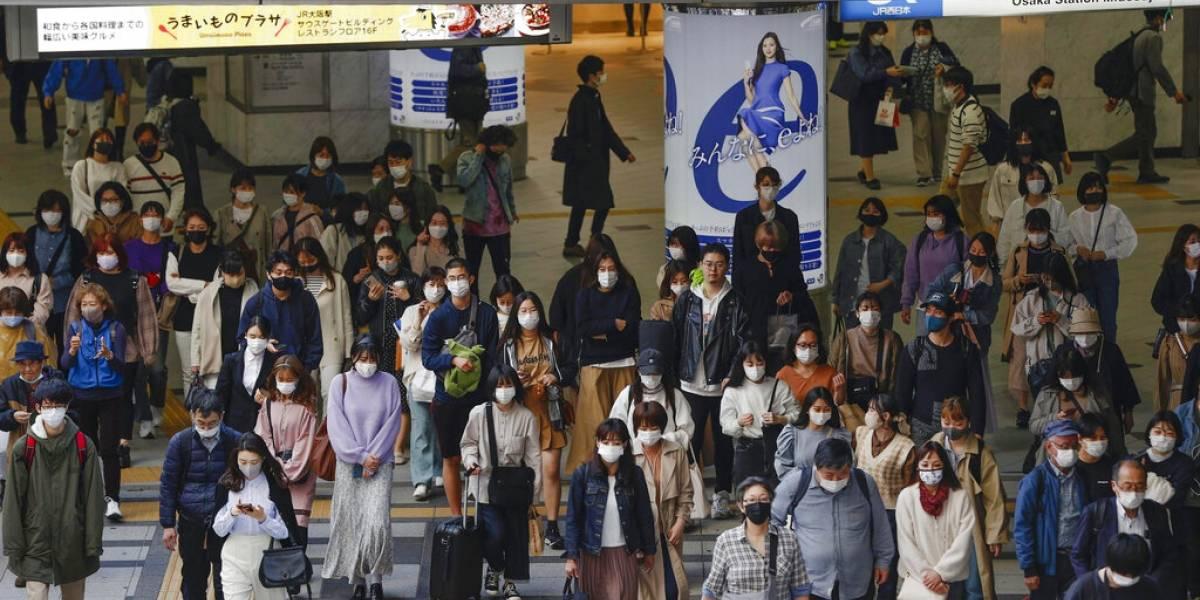 Japón anuncia nuevas medidas de control por el COVID-19