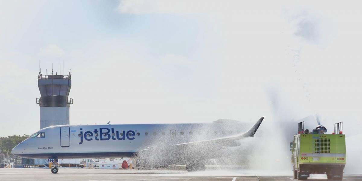Reanudan vuelos a los aeropuertos internacionales de Ponce y Aguadilla