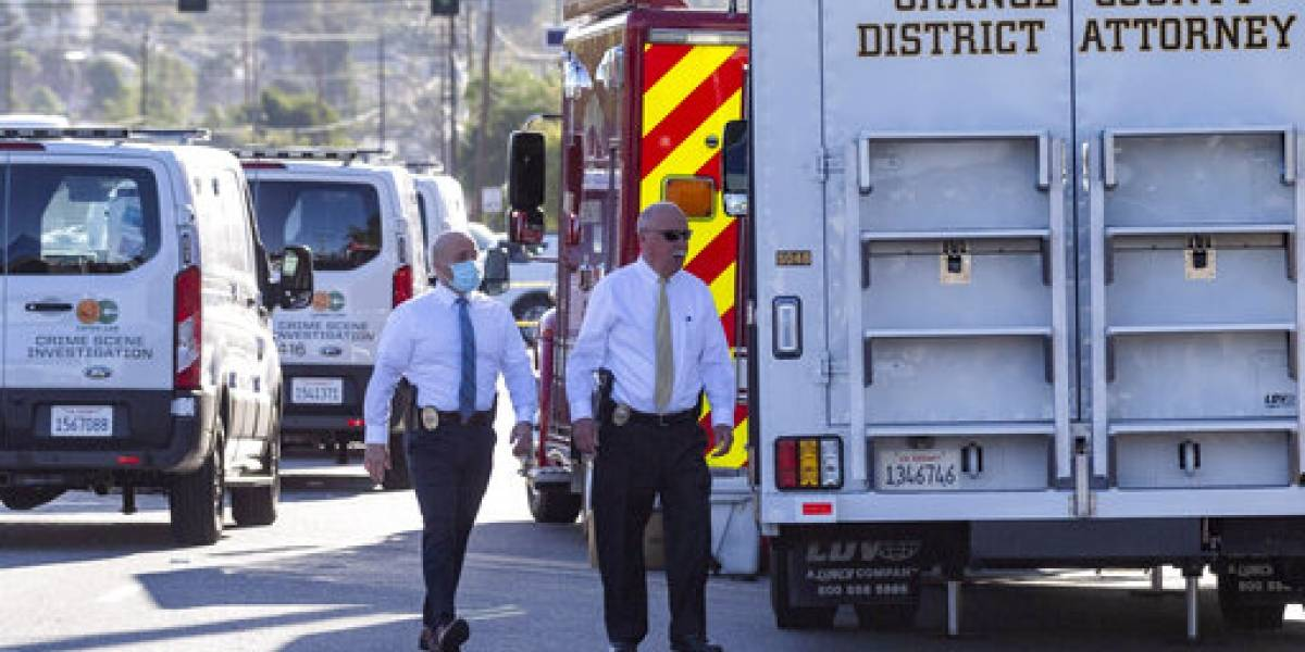 """Matanza de cuatro personas en California """"no fue al azar"""""""