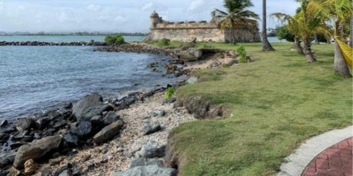 Presentan alternativas para reconstrucción de la costa de El Cañuelo en Toa Baja
