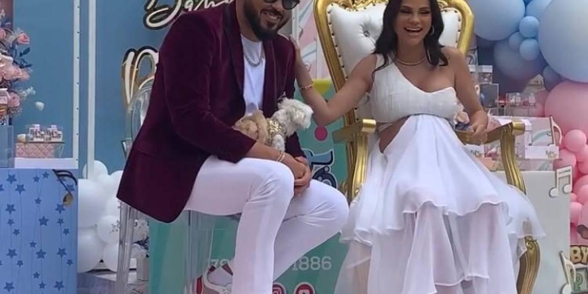 Natti Natasha y Raphy Pina revelan el sexo del bebé que esperan
