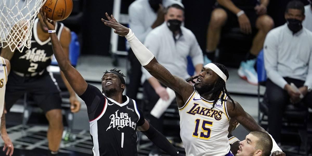 Clippers aprovechan ausencias de estrellas de Lakers