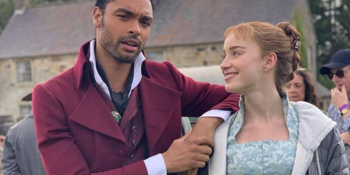 """""""Bridgerton 2"""": actriz afirma que nueva trama será similar a la vida de Meghan Markle y Harry"""