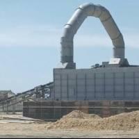Comunidad paraliza trabajos de construcción de planta de asfalto en Peñuelas