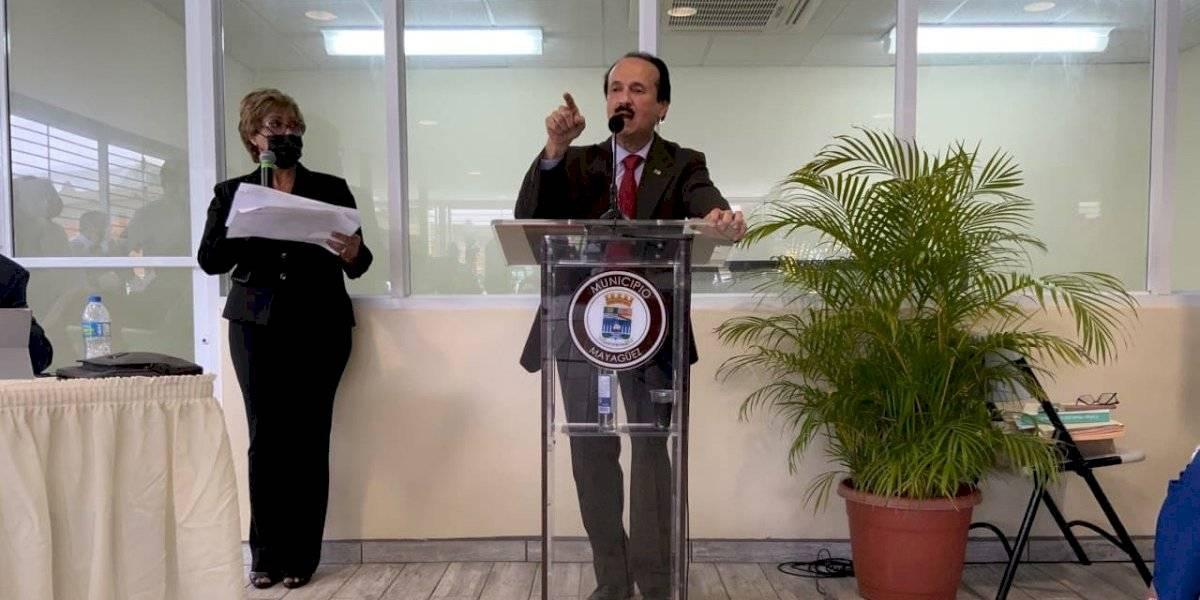 Alcalde de Mayagüez alega fue víctima de fraude y descarta renunciar