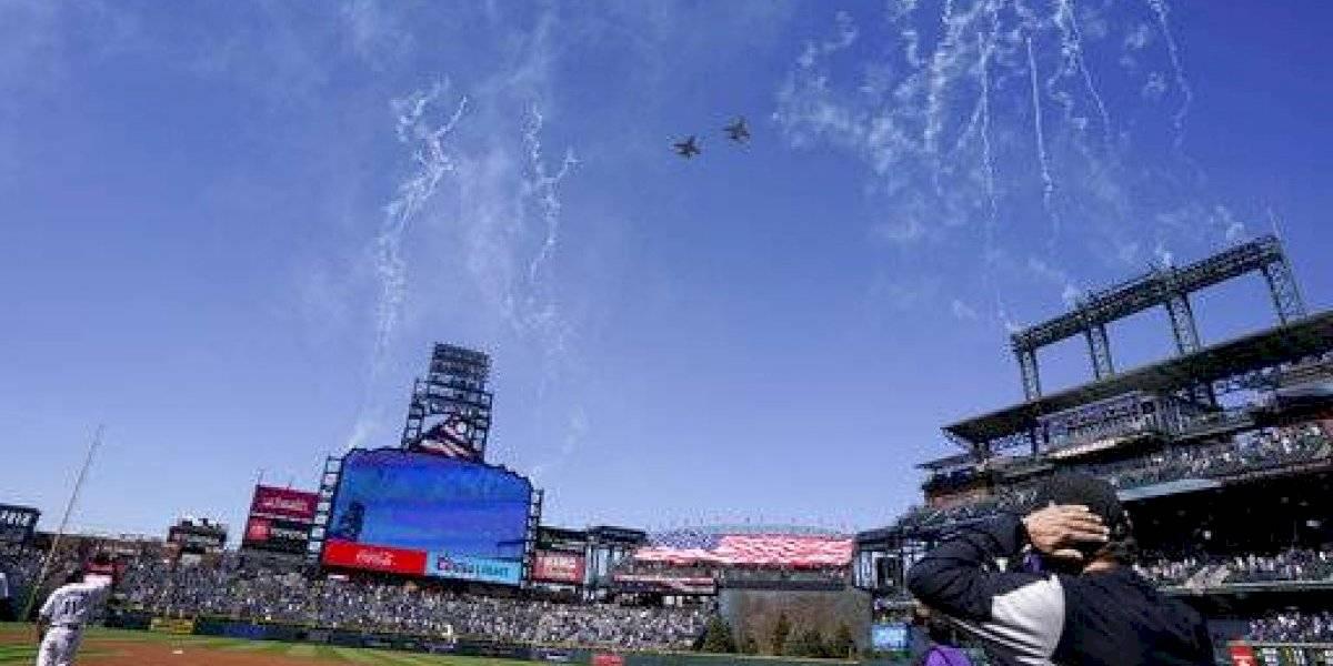 MLB muda el Juego de Estrellas al Coors Field de Denver