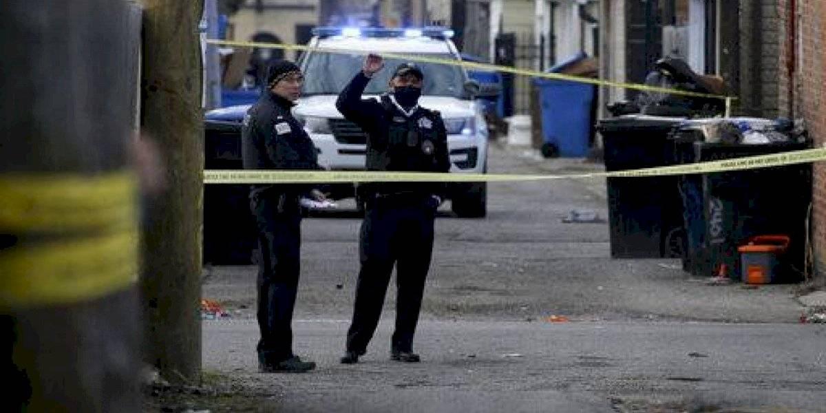 Tiroteo deja siete heridos en Chicago