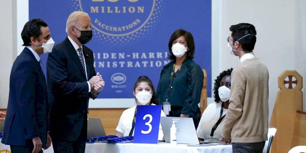 En estos cinco estados se concentran casi la mitad de los nuevos casos de coronavirus en Estados Unidos