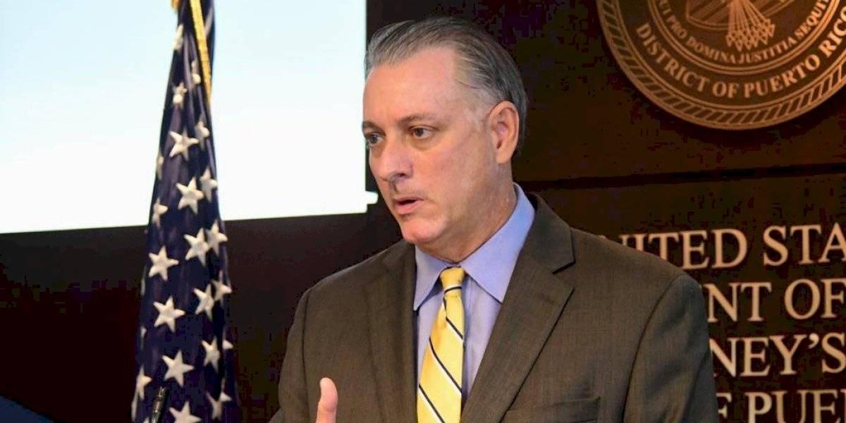 Fiscal federal reacciona al arresto de Félix Verdejo