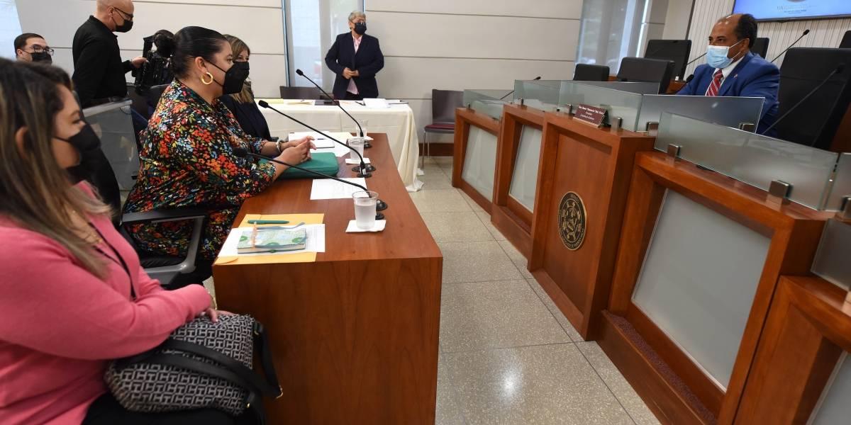 Comisión de Gobierno del Senado continúa evaluación sobre implementación de Ley 80