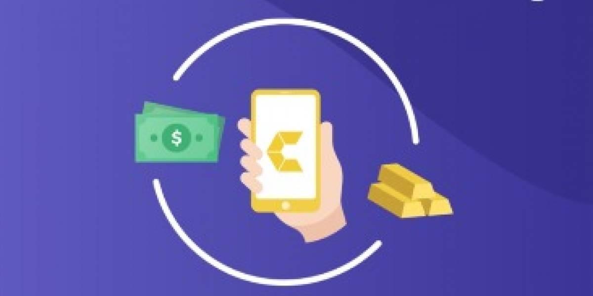 Llega a Puerto Rico sistema de ahorro de oro a través de aplicación