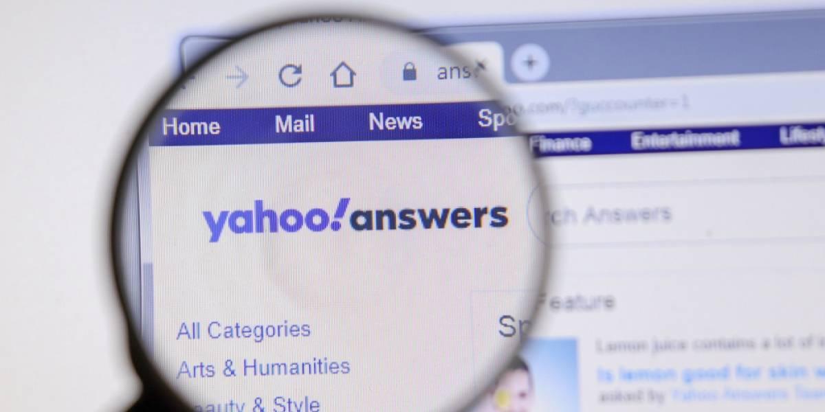 La histórica plataforma de 'Yahoo Respuestas' deja de existir