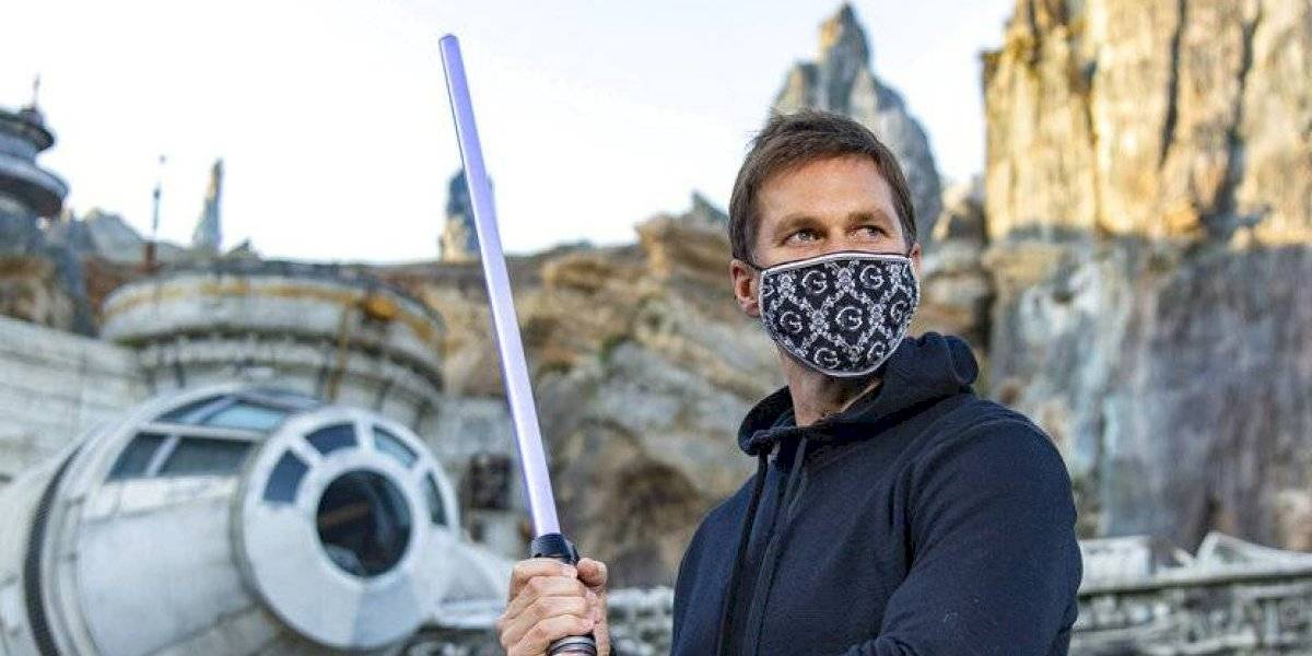 Tom Brady regresa finalmente a Disney World luego del Super Bowl