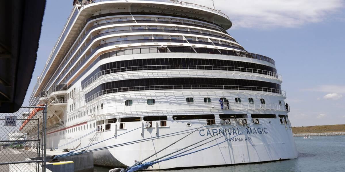 Carnival planea reiniciar cruceros este verano, reservaciones comienzan a repuntar