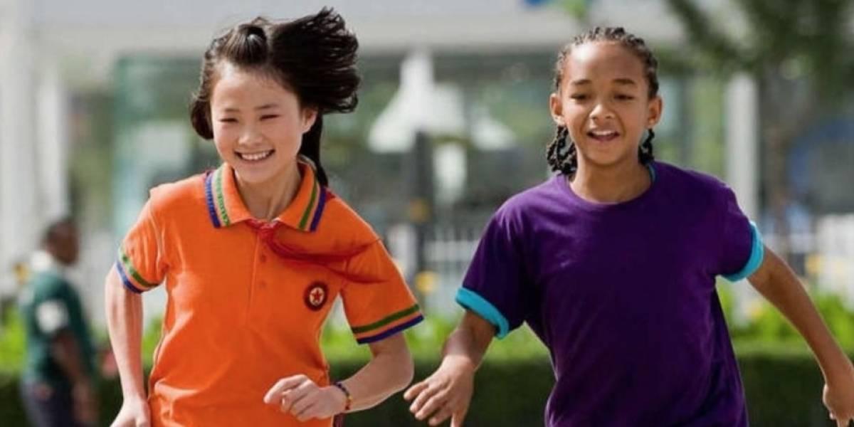 """Así luce Wenwen Han, la niña de """"The Karate Kid"""" a sus 25 años"""