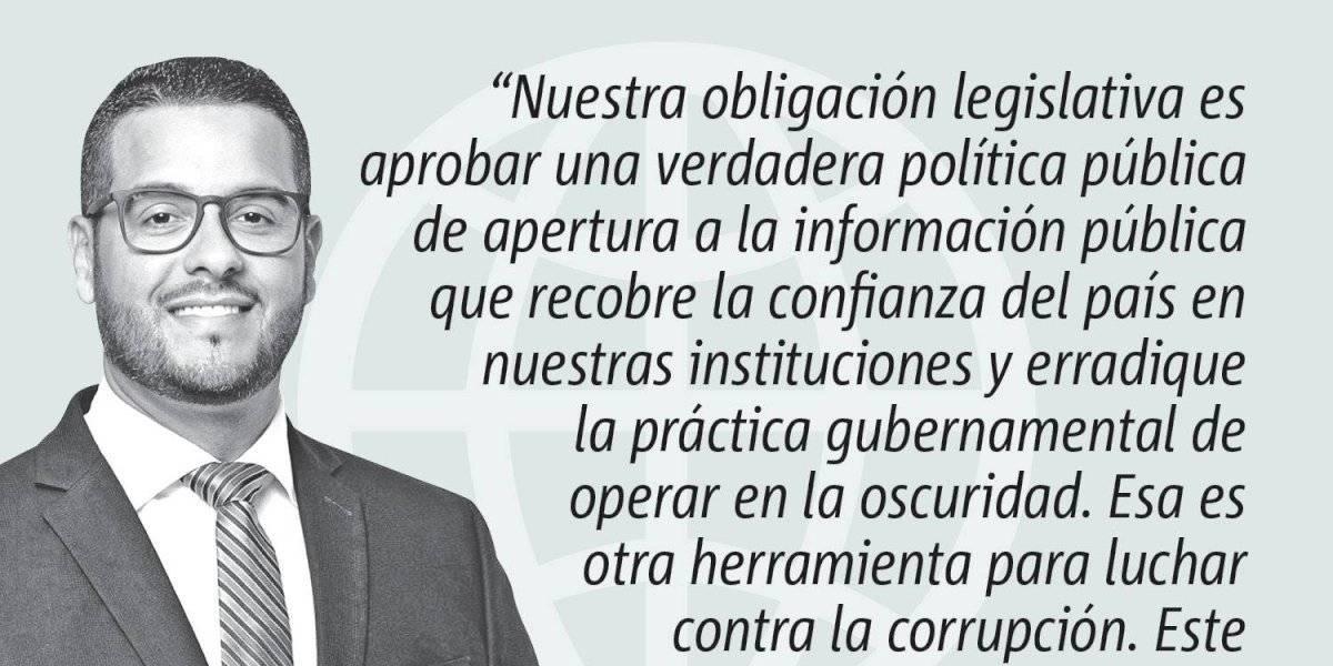 Opinión de Jesús Manuel Ortiz: El deber de ser transparente en la gestión pública
