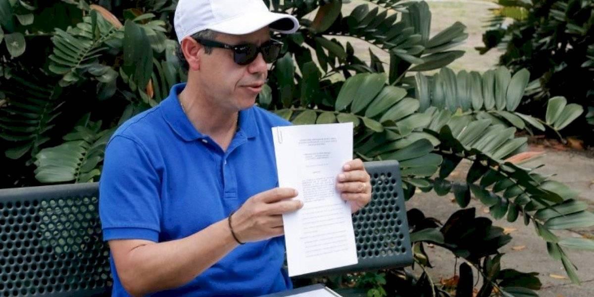 Anuncian comienzo traspaso de titularidad del parque lineal Enrique Martí Coll