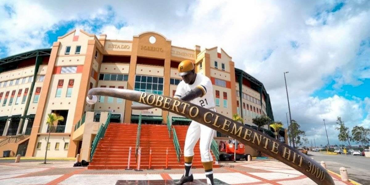 FEMA asigna $18.4 millones para reparar estadio Roberto Clemente