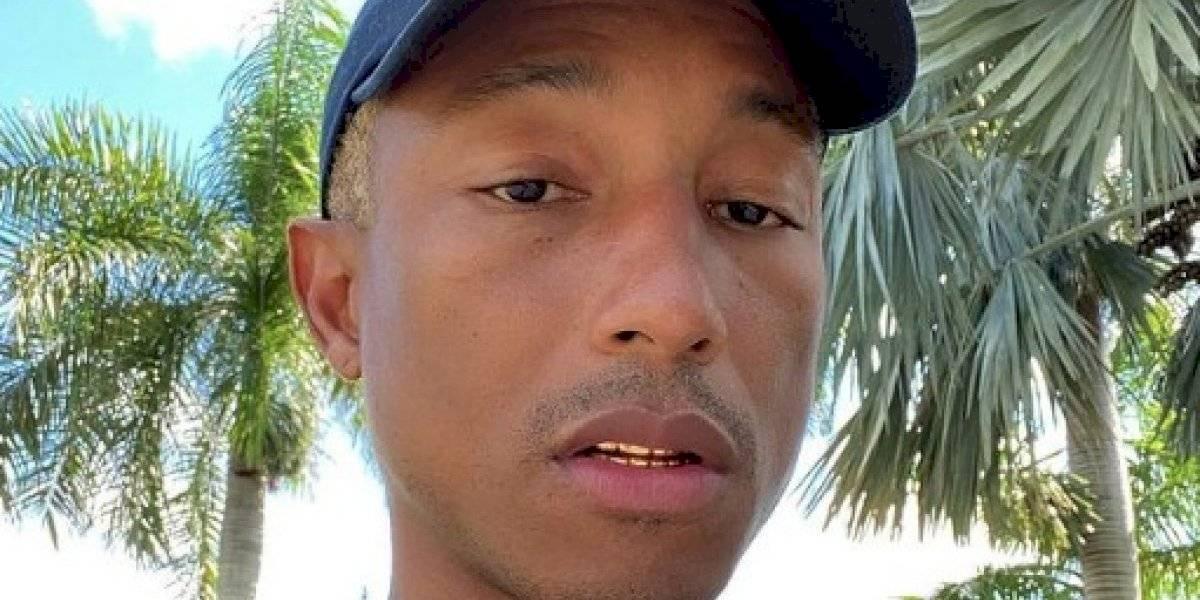 Pharrell Williams pide investigación tras muerte de su primo en Virginia