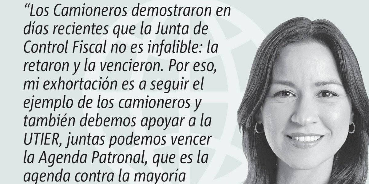 Opinión de Rosa Seguí: La Agenda Patronal