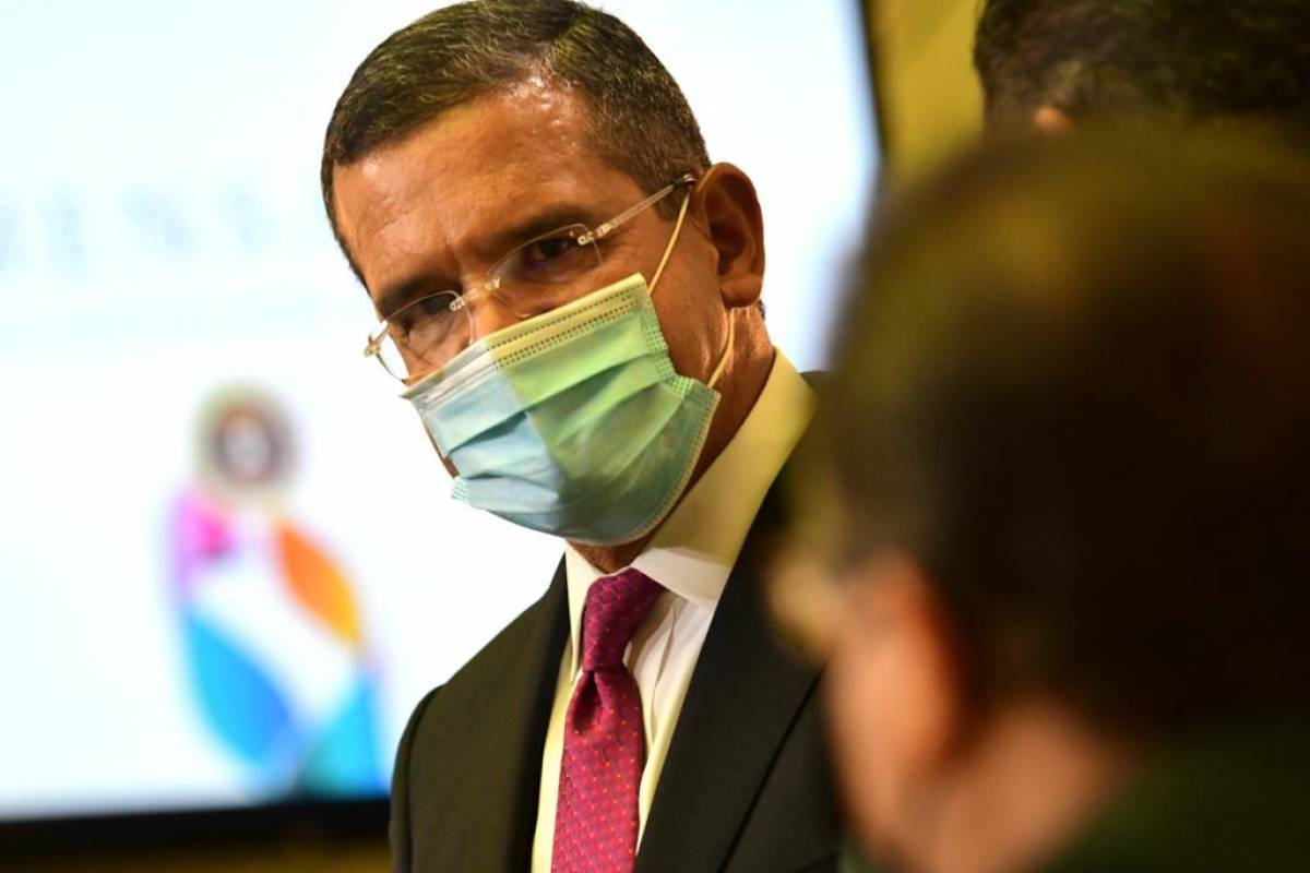 Pierluisi says that acting secretary will remain in education