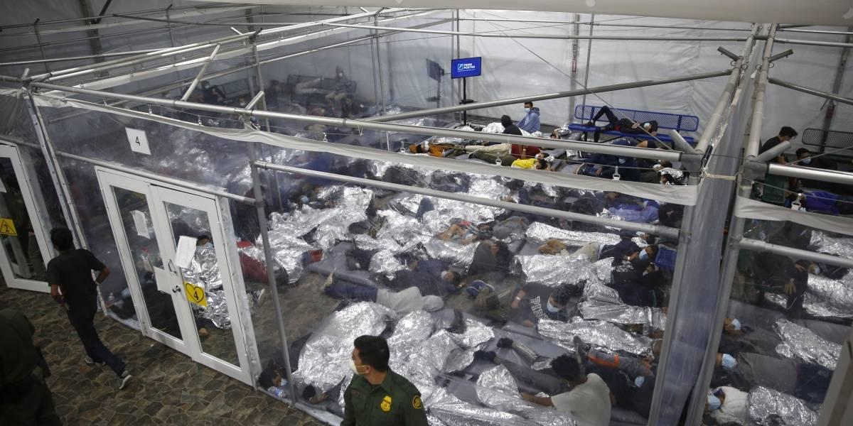 Estados Unidos detiene 19 mil menores en frontera solo en el mes de marzo
