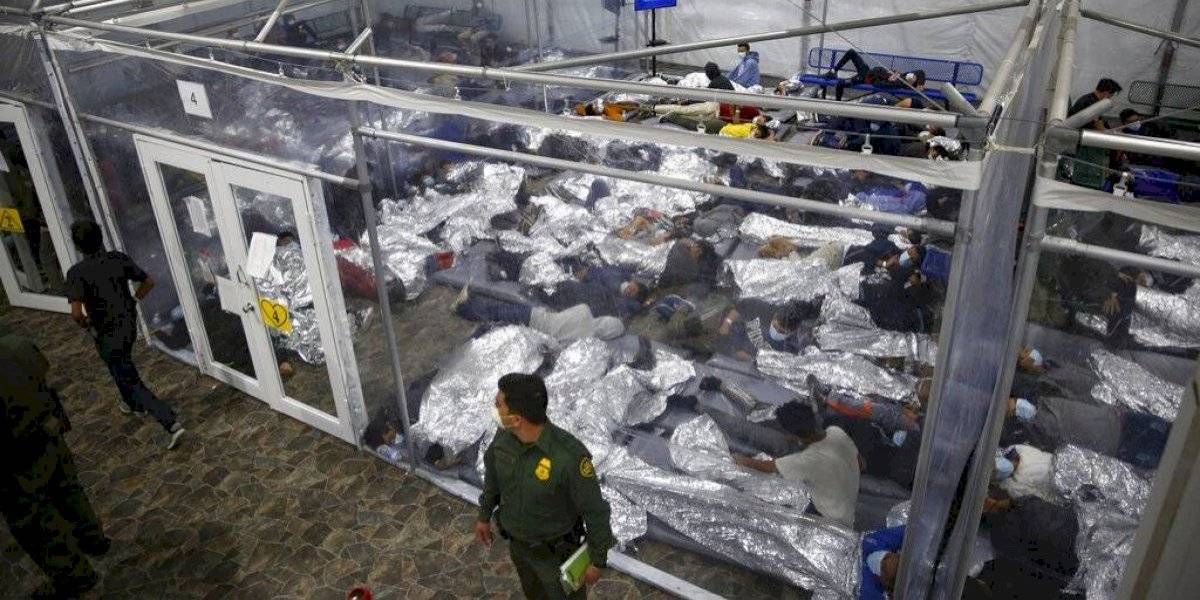 Estados Unidos detiene cifra récord de niños migrantes en frontera