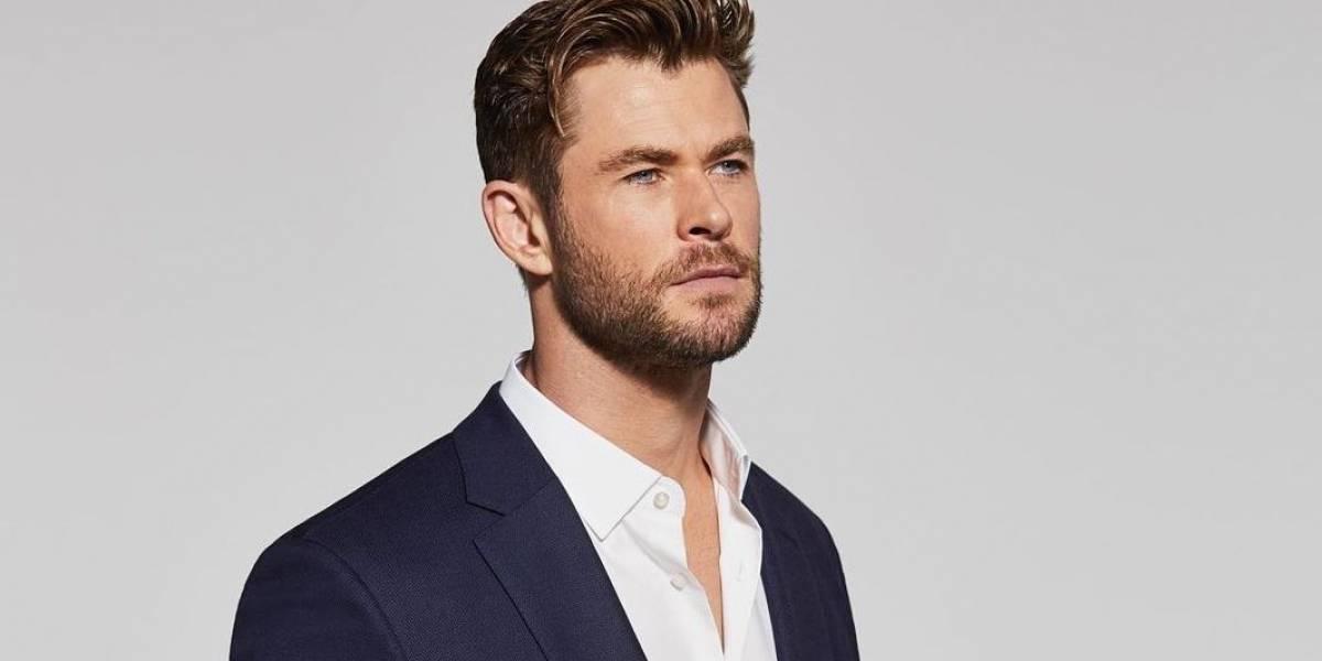 Chris Hemsworth asegura que no es considerado como un actor serio por su físico